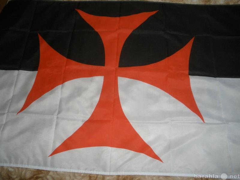 Продам Боевое знамя Ордена Тамплиеров