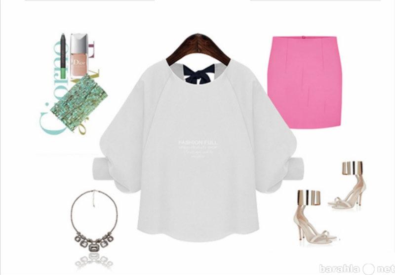 Купить Белые Блузки В Спб