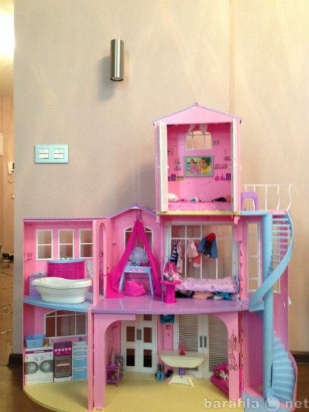 Продам дом Барби для девочек с 3 лет.