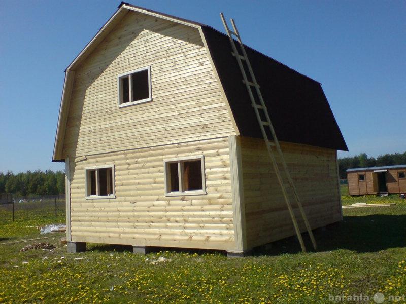 Продам Комплект брусового дома 6х6