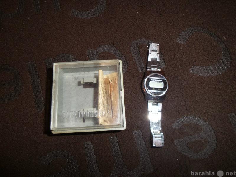 Продам Часы Электроника 5 женские