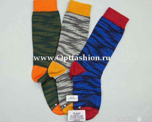 Предложение: Итальянские цветные носки оптом