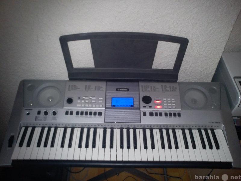 Продам Синтезатор Yamaha PSR-E413
