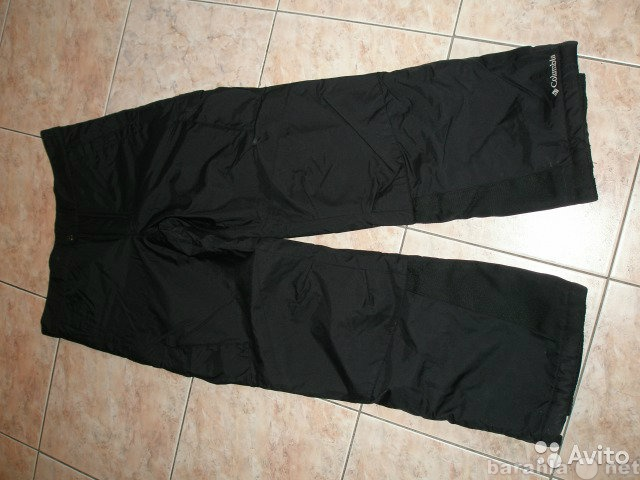 Продам Зимные, утеплённые брюки фирмы Columbia