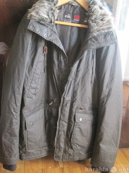 Продам Куртка матово-чёрная р 54 XXL Новая