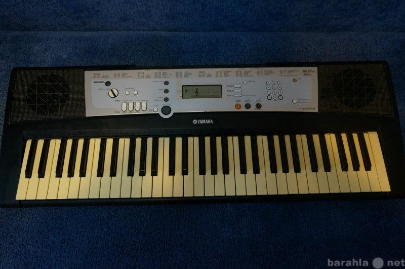 Продам синтезатор: YAMAHA PSR-E203