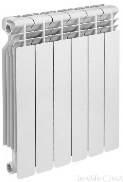 Продам Радиаторы отопления алюминиевые 270р