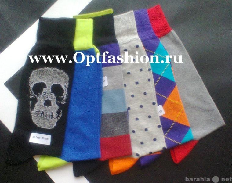 Предложение: Итальянские цветные носки оптом Socks