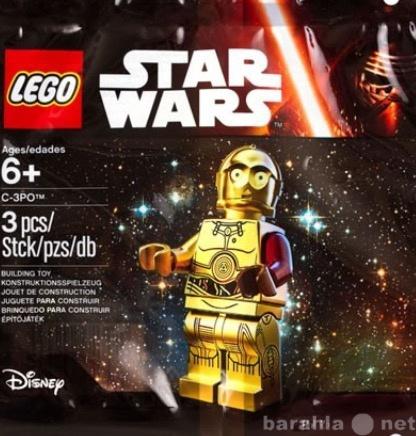 Продам: Минифигурка C3PO Lego эксклюзив