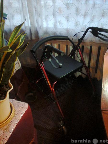 Продам Ходунки-кресло