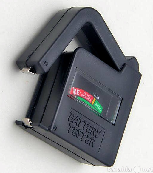 Продам тестер заряда батареек и аккумуляторов