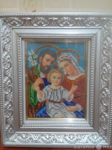 Продам Картины вышитые бисером