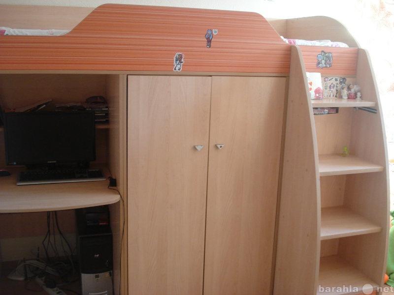 Продам детская мебель для девочки
