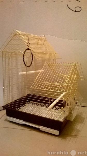 Продам клетка для попугая