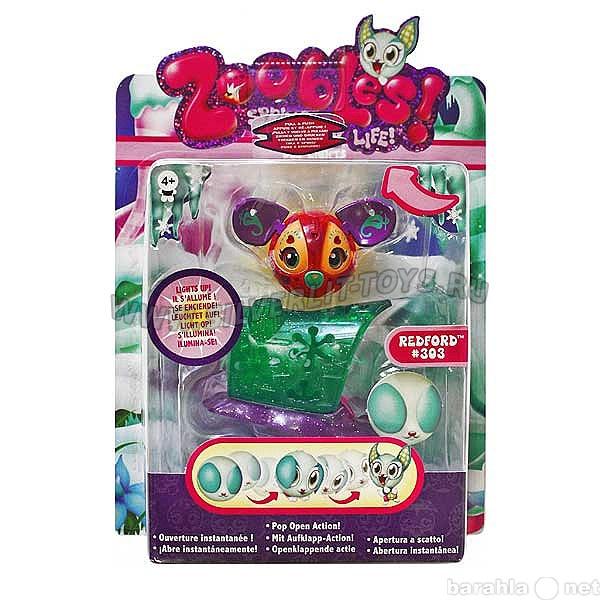 Продам: Игровой набор Светящийся Zoobles