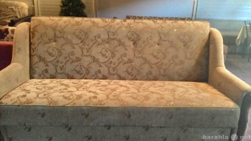 Продам: Продам диван-книжку, бу, с доставкой