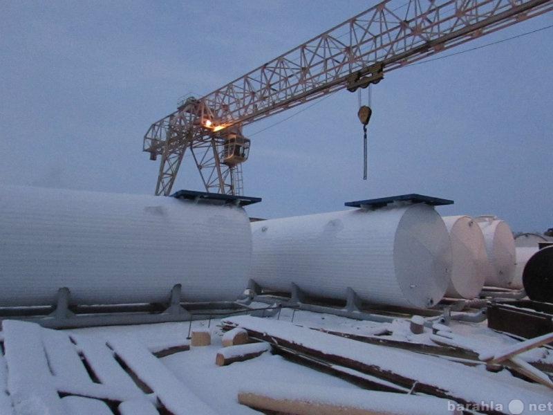 Продам Утепленные стальные резервуары