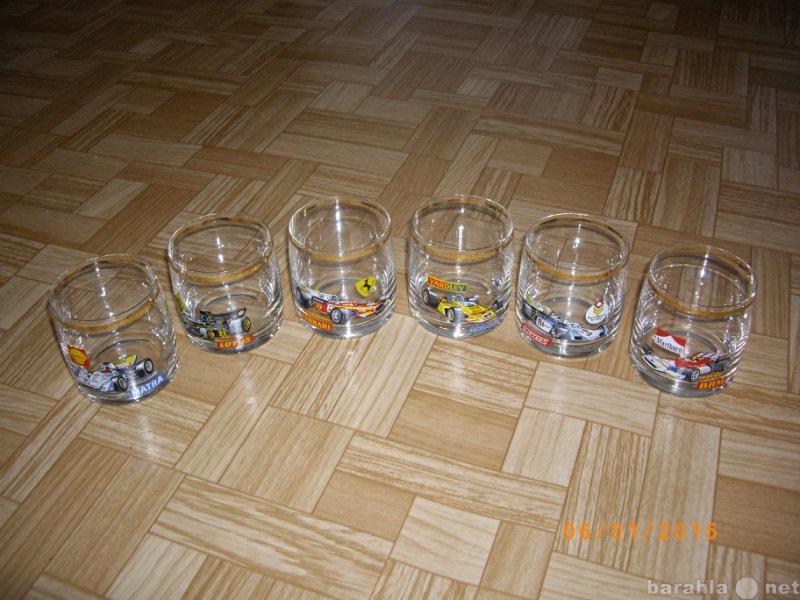 Продам Винтажные стаканы для виски, бренди