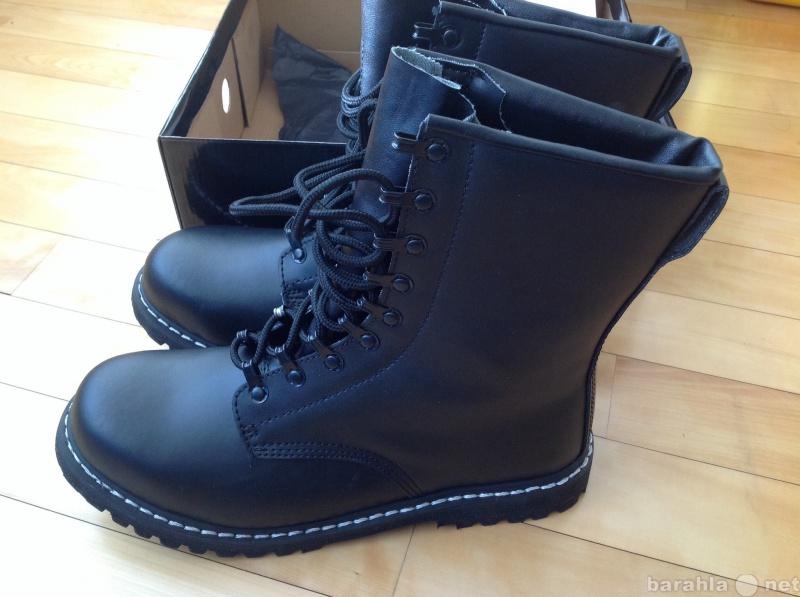 Продам Кожаные ботинки фирмы BRANDIT