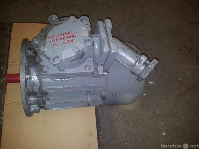 Продам Эл.двигатель взр. Аим132s6 5.5квт1000об.