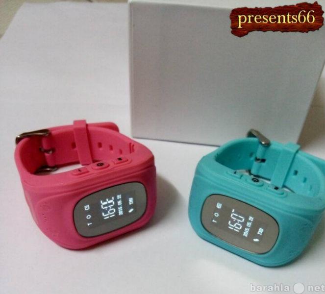 Предложение: Детские часы-телефон с GPS трекером