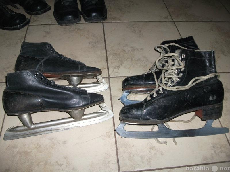 Продам коньки