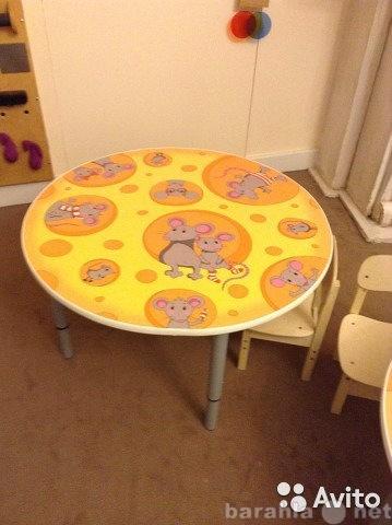 Продам Детские круглые столы.