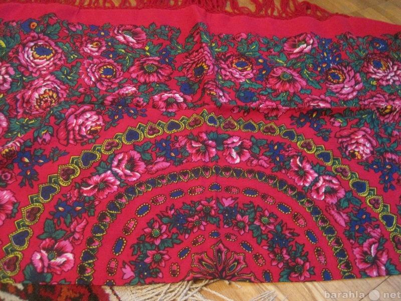 Продам Новый большой платок 120 X 120 см