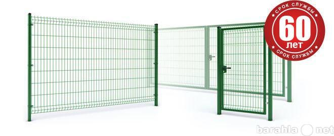 Продам Распашные ворота 3Д Забора
