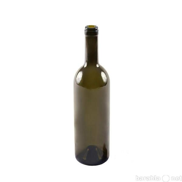 "Продам Винные бутылки тип ""Бордо"""