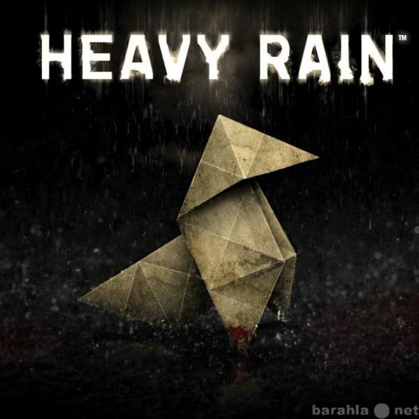 Продам: Продам игру на Ps3 - Havy Rain