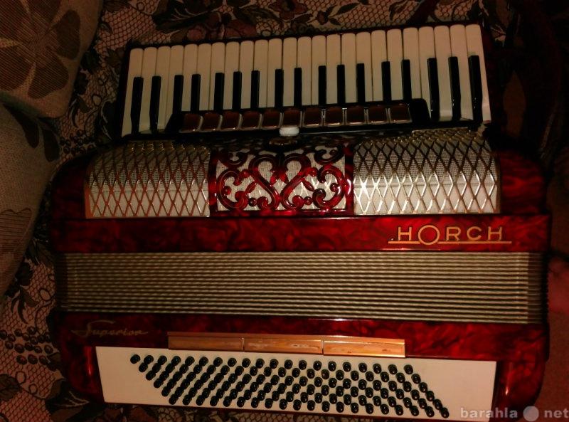 Продам аккордеон HORСH (Германия)