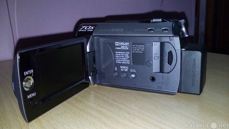 Продам цифровая видеокамера Panasonic