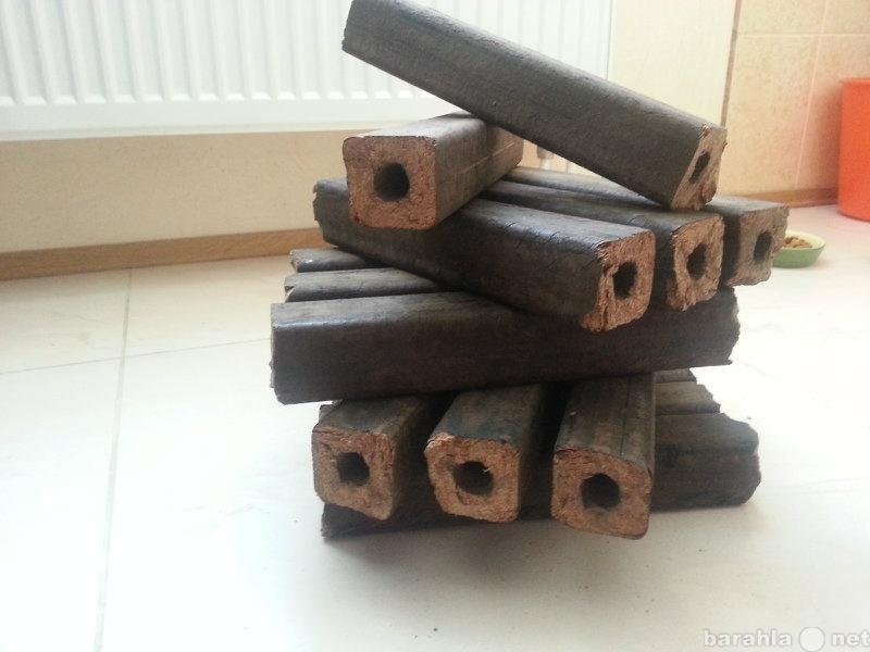 Продам: Топливные брикеты с доставкой