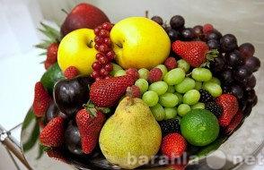 Куплю Закупаем фрукты оптом(клубнику,черешню)