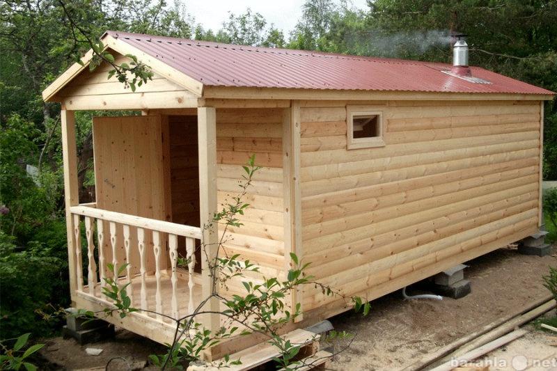 Продам: Удобная мобильная модульная баня