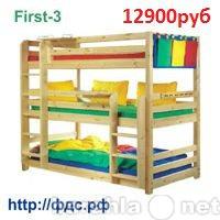 Продам Трехъярусная кровать для взрослых, детей