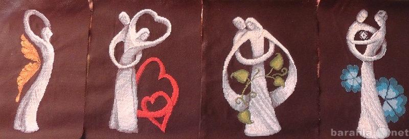Продам Картины ( набор из 4-х картин ) .