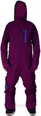 Продам сноубордические брюки (комбинезон)