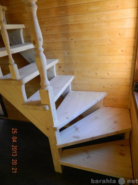 Продам: Лестницы на заказ.