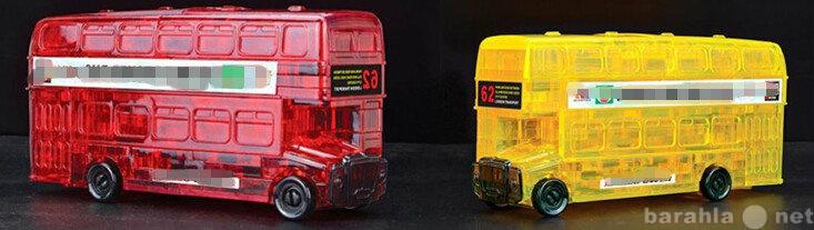 Продам 3D Crystal puzzle Лондонский автобус.