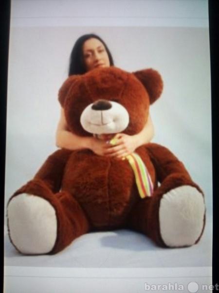 Продам Большой плюшевый медведь Россия