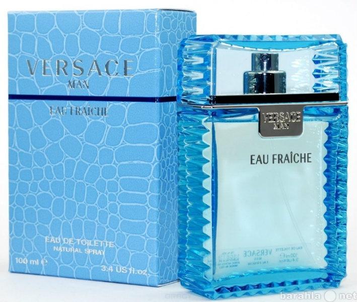 Продам Versace Man Eau Fraiche 100 ml Новый