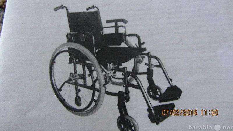 Отдам даром Кресло-коляска для инвалидов
