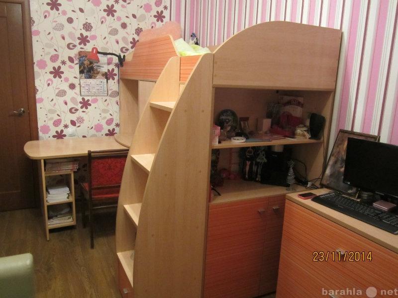 Продам: модульная мебель для девочки
