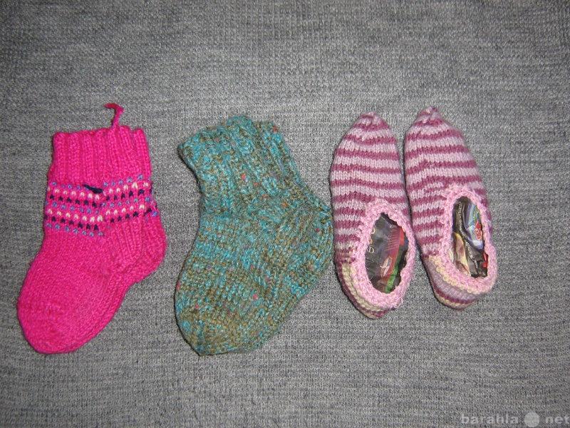 Продам: Шерстяные носочки, следки