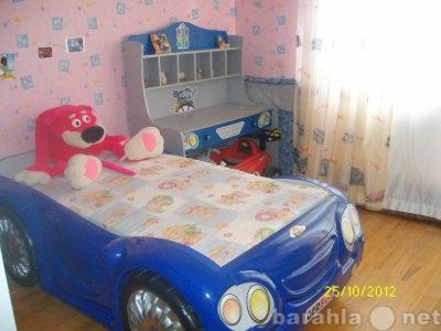 Продам: Продам детскую мебель Гоночный Болид Фор
