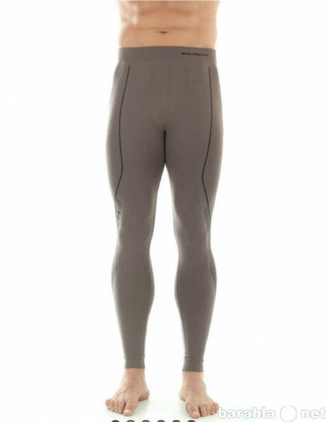 Продам Термо-штаны Brubeck для спорта серые