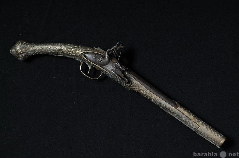 Продам Пистоль кремневый, Балканы, XVIII - XIX