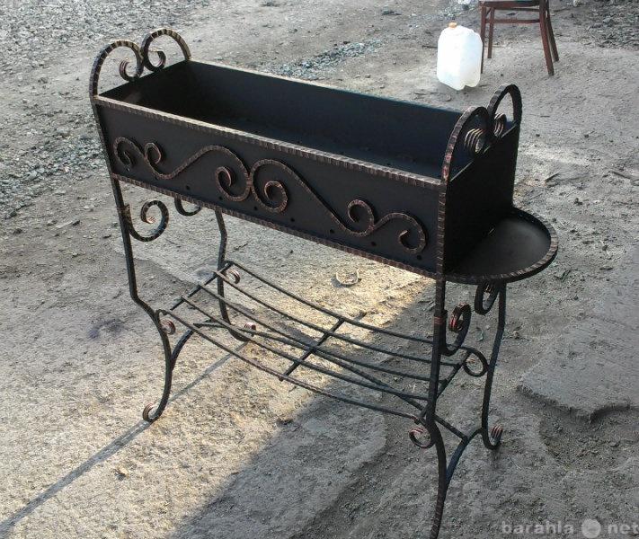 Продам: Кованые мангалы для шашлыков в наличии